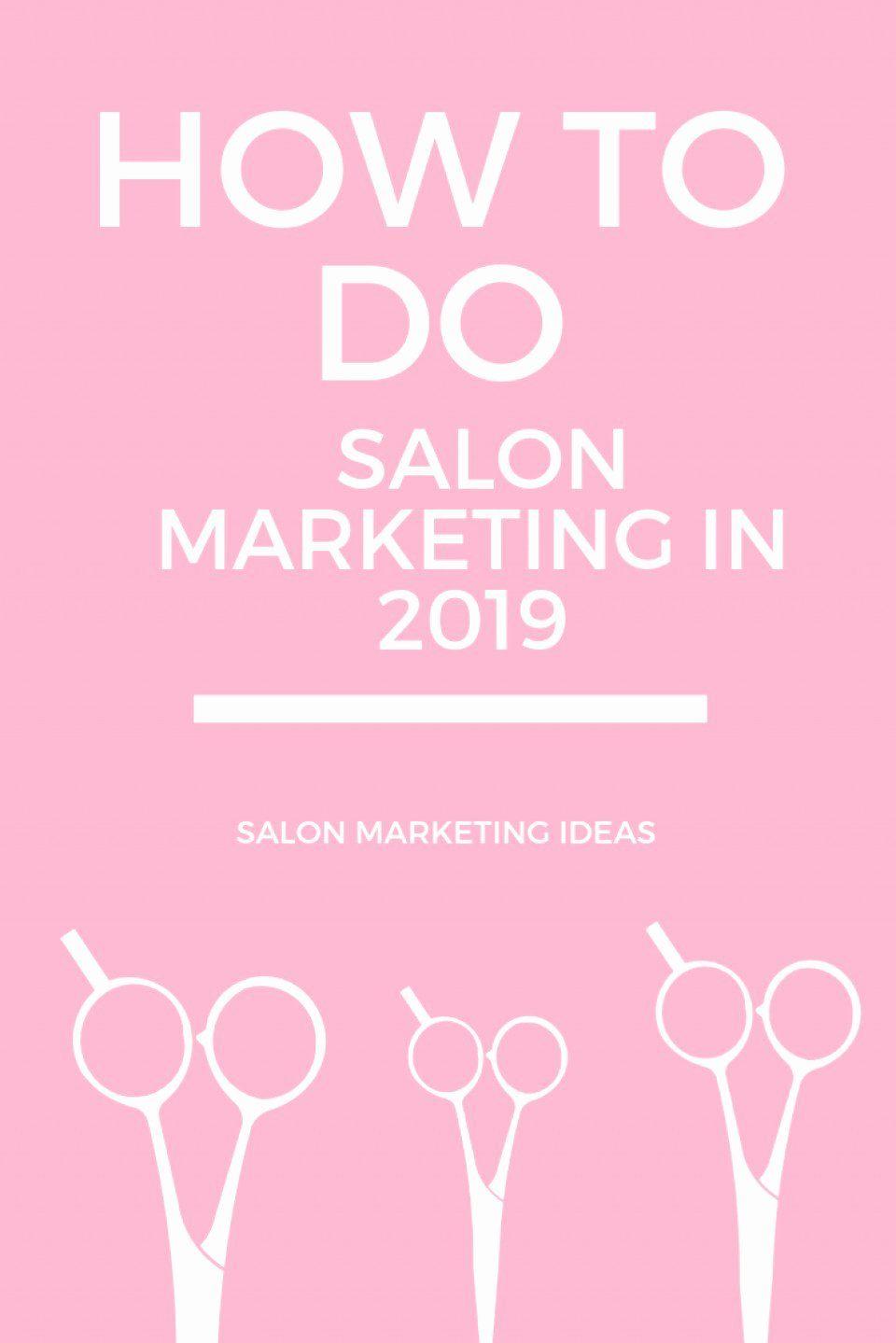 19 Hair Salon Business Plan Pdf in 19  Salon marketing, Hair