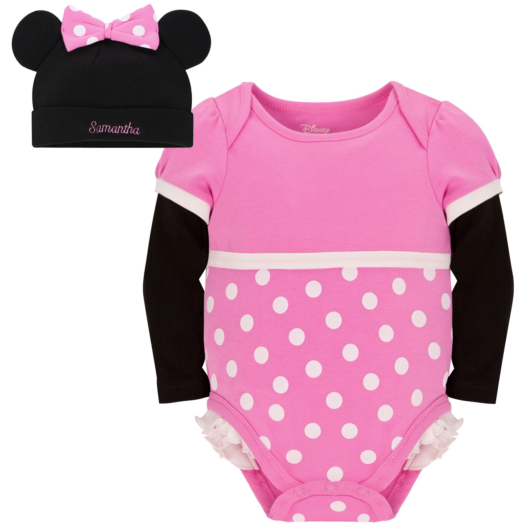 I really really really want this for Haven Pink Minnie Mouse
