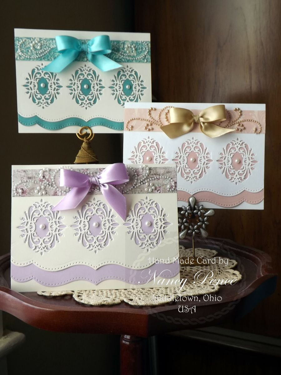 Birthday cards for 3 friends celebrating their special day pretty soon!   02-19-2015