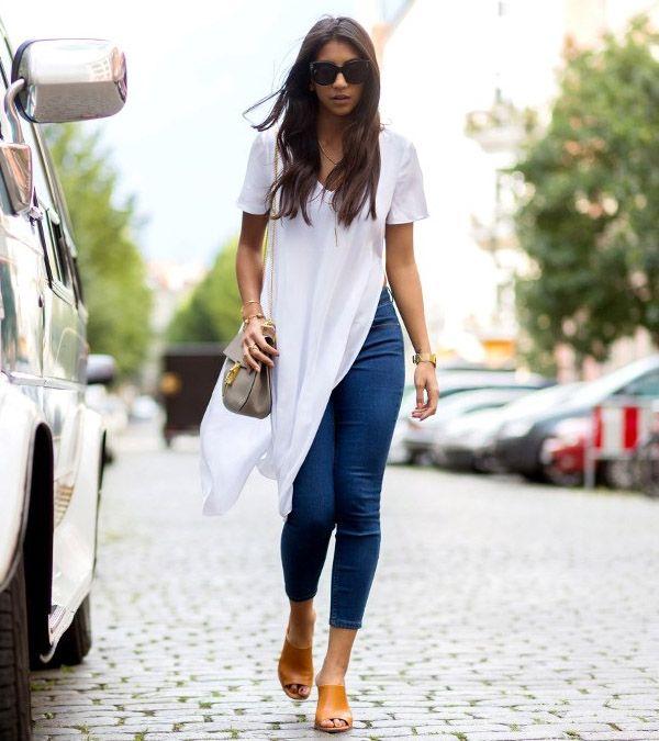 4de0e29db0b0 street-style-maxi-t-shirt-mule-denim-skinny