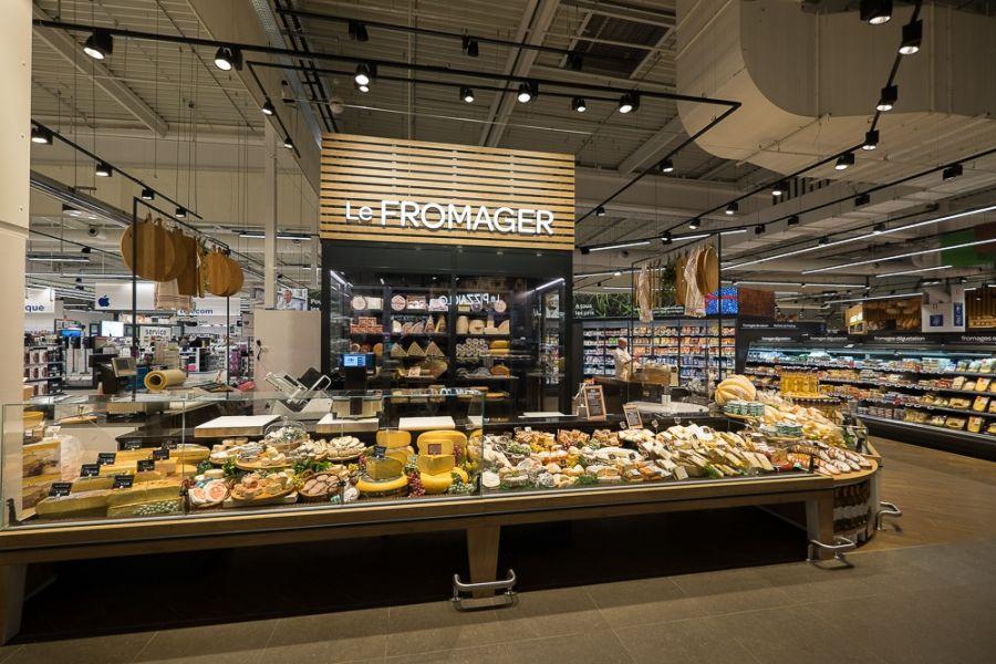 Epingle Sur Supermarket