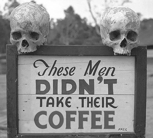 Death Wish Coffee!