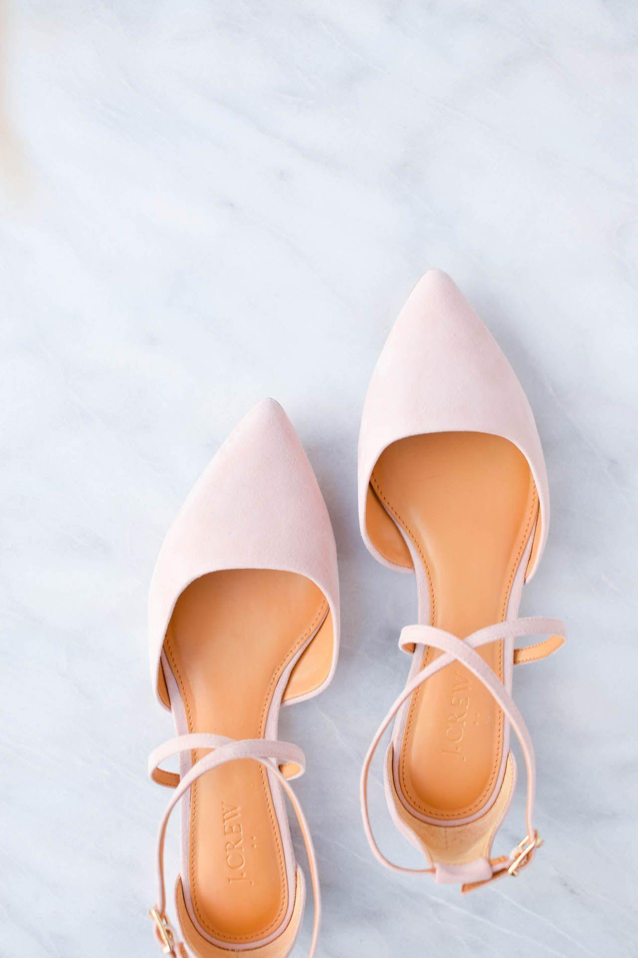 Pointed Toe Net Flats em 2020 | Sapatos, Sapatilhas e Acessórios