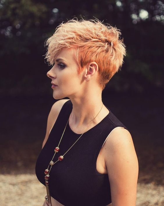 Messy Pixie Haircuts to Refresh Your Face, Women S
