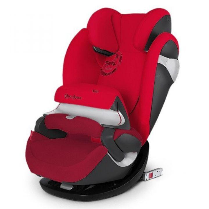 Scaun Auto Cybex Pallas M Fix 9 36 Kg 2016 Mars Red Car Seats Child Car Seat Baby Car Seats