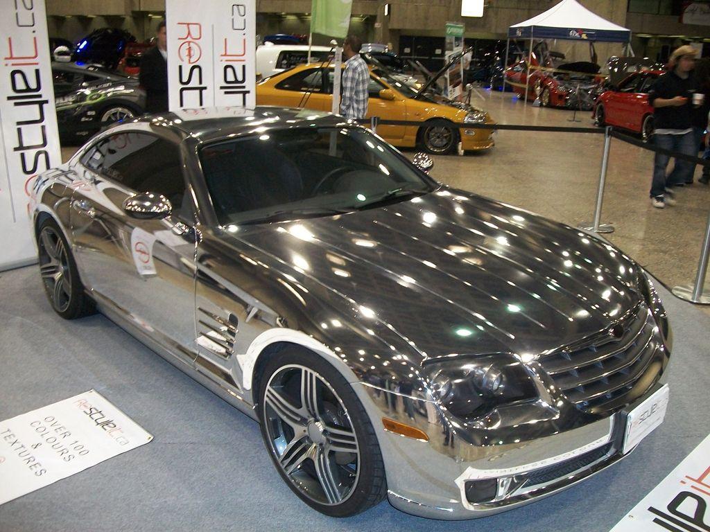 Chrysler Crossfire Custom Body Kit 172 Chrysler