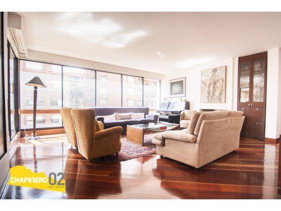 Vendemos lindo apartamento clásico de 243 Mt2 con terraza