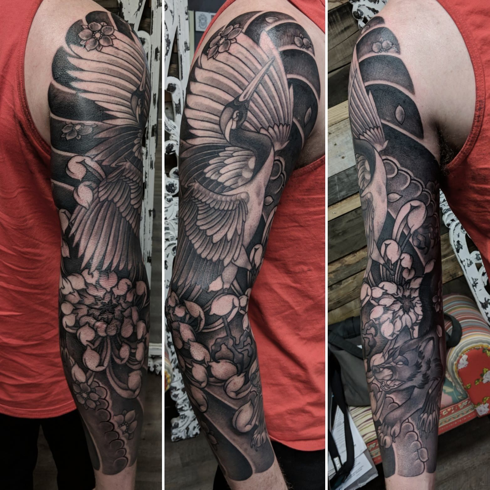 Pin On Koi Tattoo