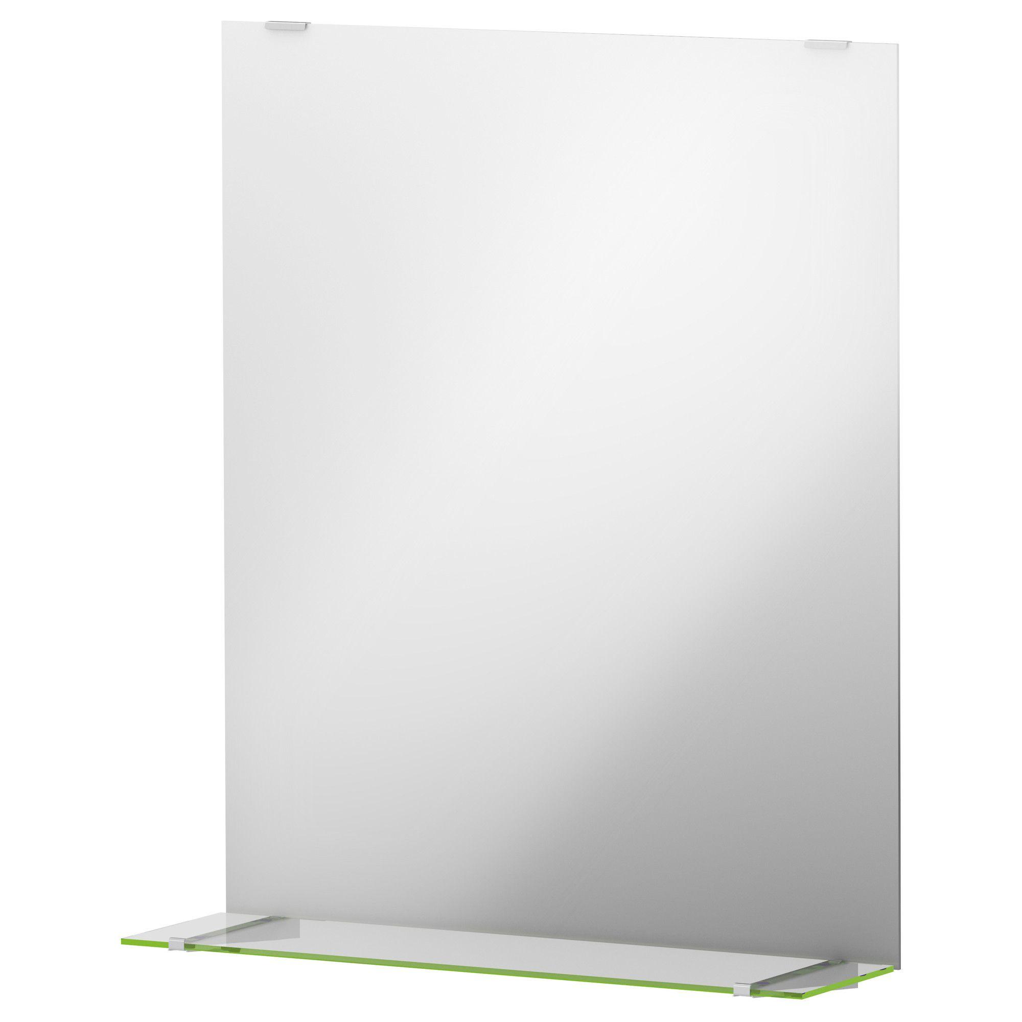 Fullen Mirror With Shelf Ikea Ikea Bathroom Mirror Wall Mirrors Ikea Mirror Design Wall