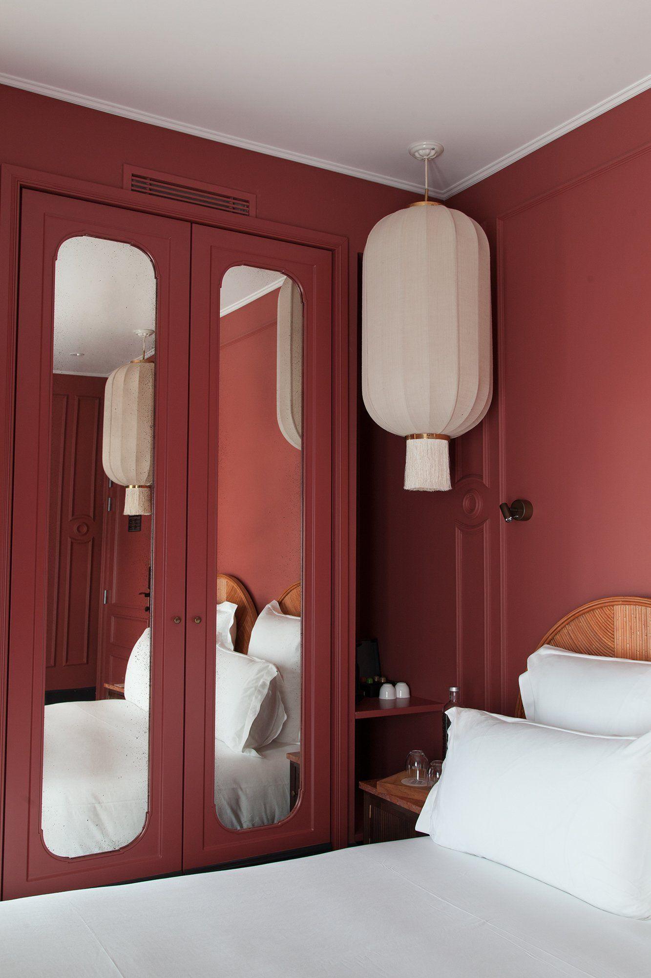 L Hotel Monte Cristo Hommage A Dumas The Socialite Family In 2020 Bedroom Interior Home Decor Bedroom Bedroom Design