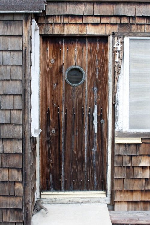 Exterior Door Designs | 15 Natural Wood Front Door Designs To Inspire | Shelterness