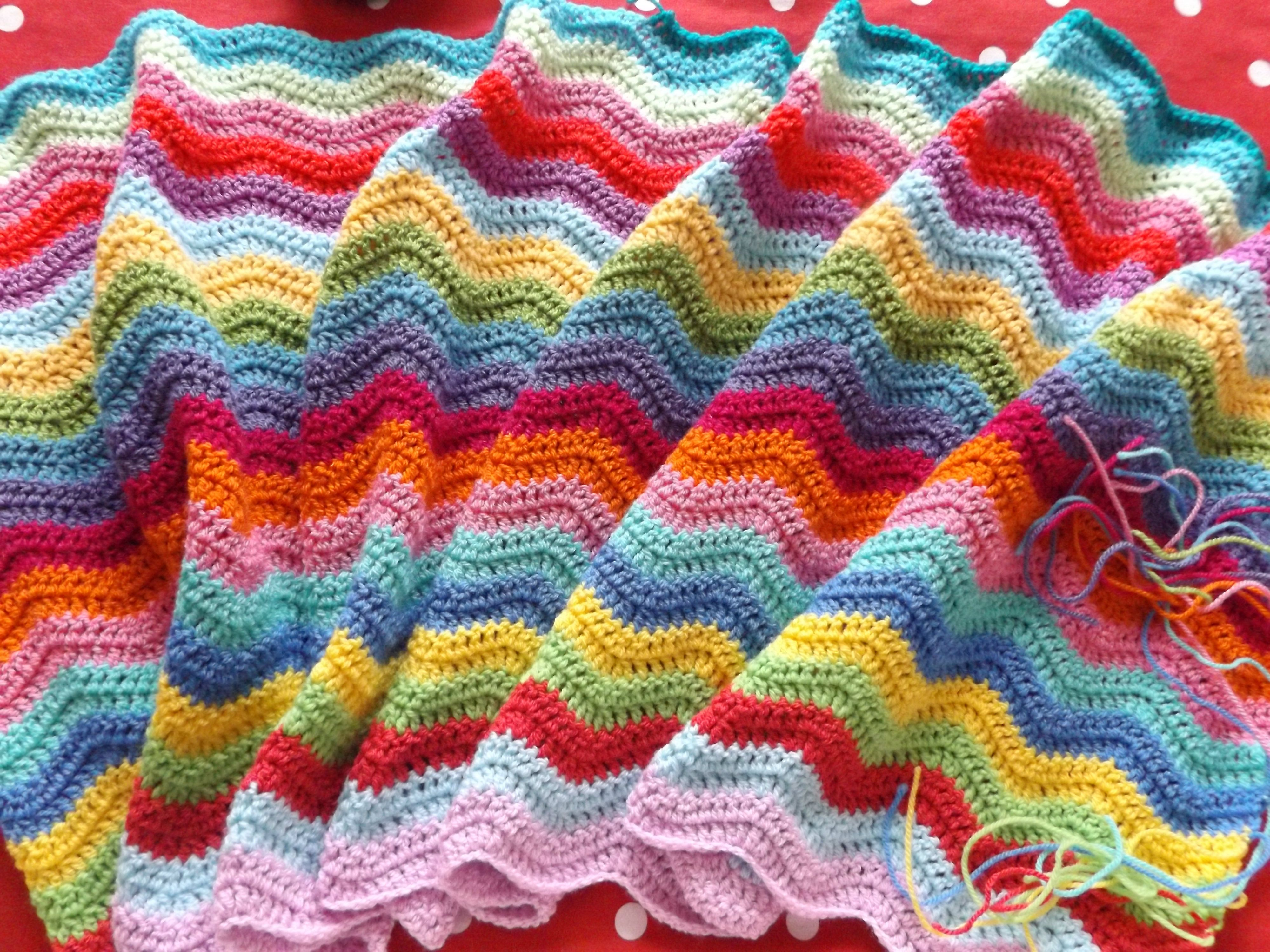 Winter Ripples | Crochet - !!! | Pinterest
