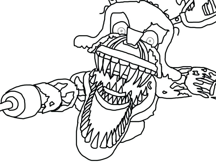 Have Fun With Fnaf Coloring Pages Fnaf Coloring Pages Coloring