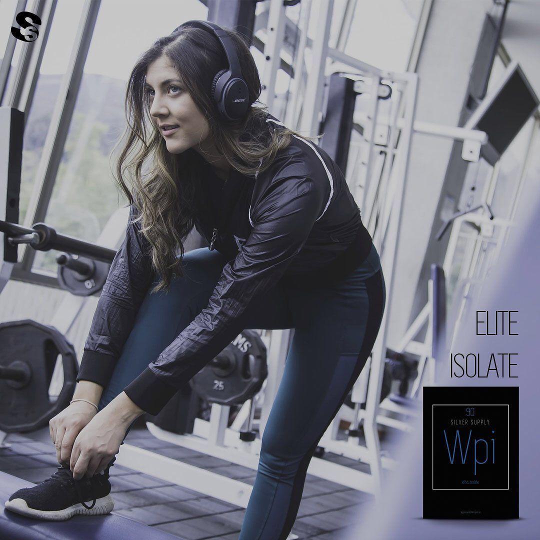 ¿Quieres lucir increíble? 💥Define tus músculos con proteína cero carbos de #SilverSupply💪🏻 Aprovecha...