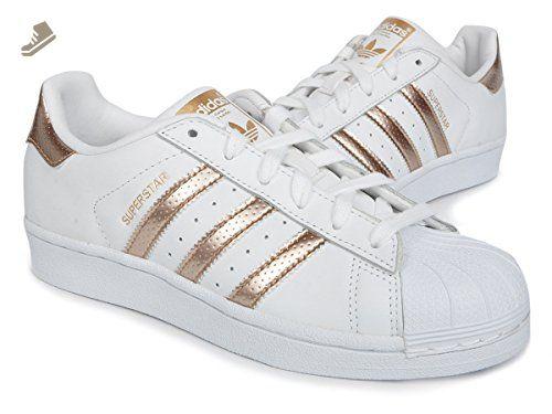 adidas superstar rose gold amazon