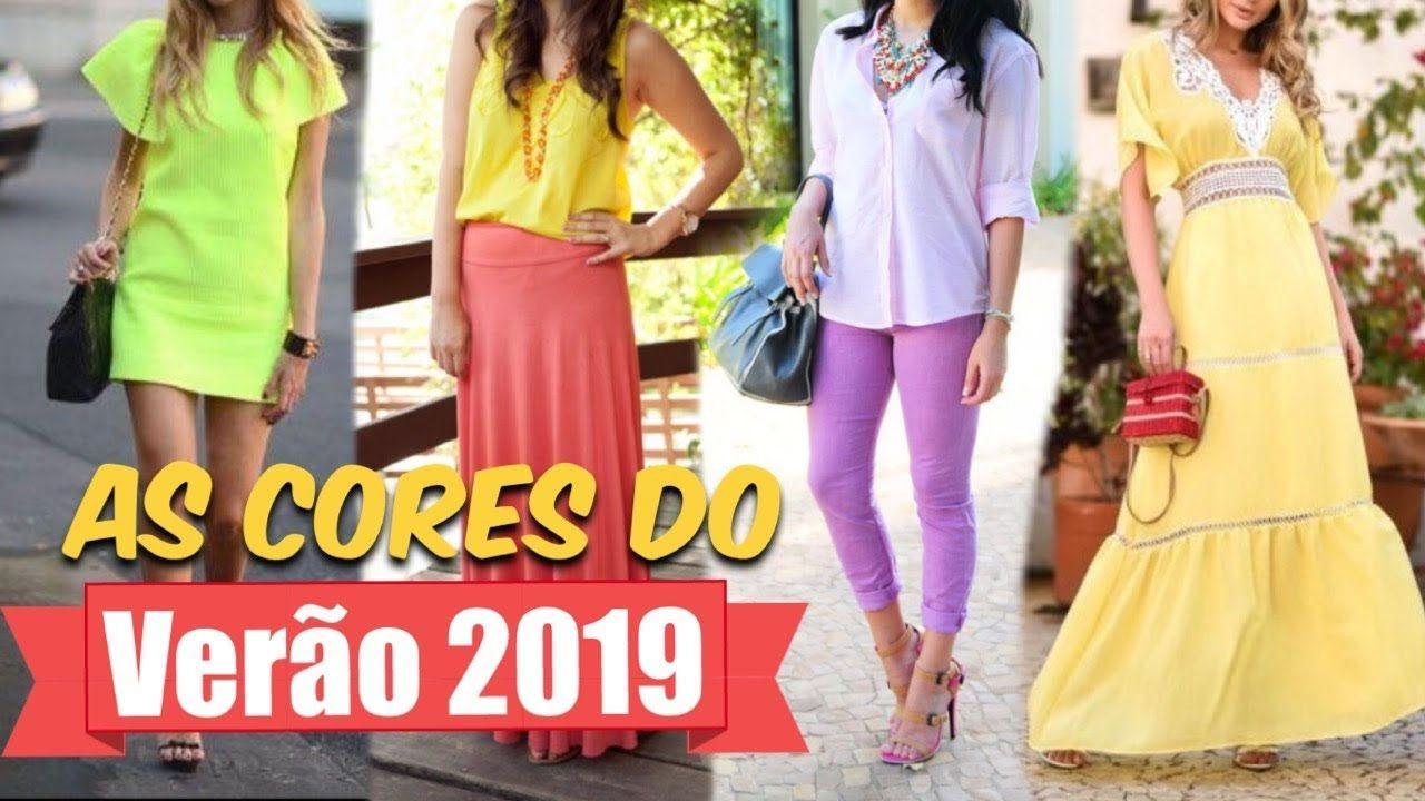 bfcee7e9e6 Tendências Verão 2019 - CORES - por Duda Accioly | We love moda ...