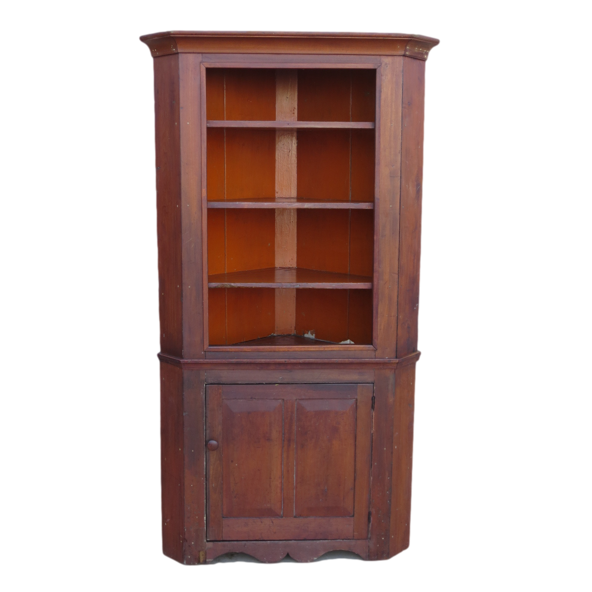 American Antique Corner Cabinet Antique Furniture Antique Corner