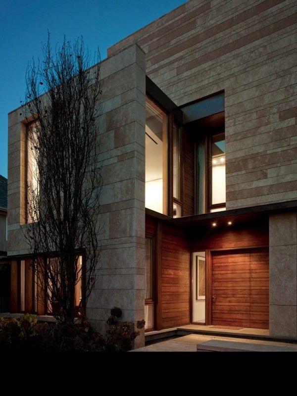 Ravine Residence by Hariri Pontarini Architects in Toronto, Canada