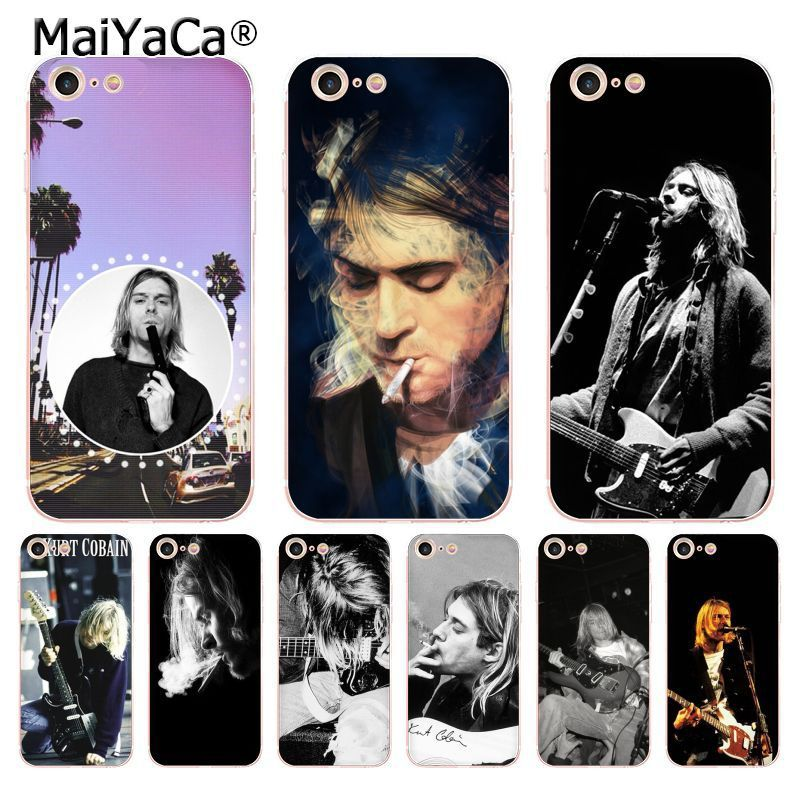 coque iphone 8 plus nirvana