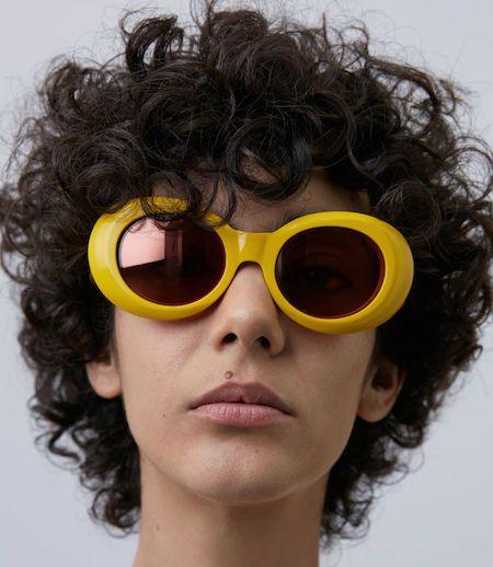 033f8ad0ce Acne Studios Channels Kurt Cobain Sunglasses