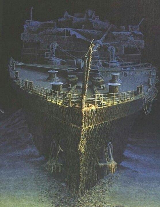 Titanic Wreck | Titanic history, Titanic wreck, Rms titanic