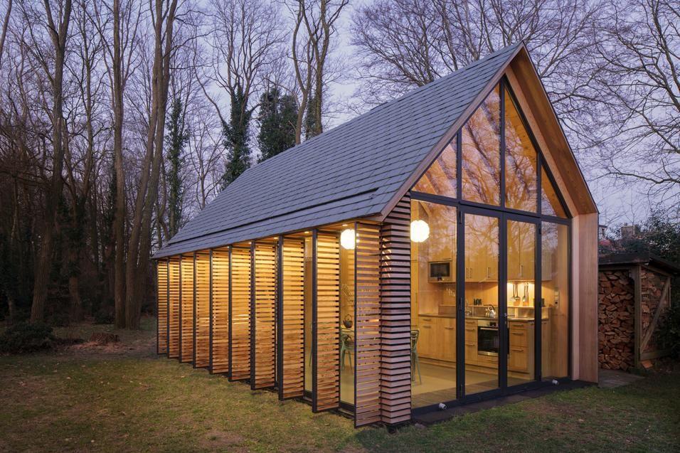 Cottage e casa in legno vivere in campagna case piccole house house design e cottage - Vivere in una casa di legno ...