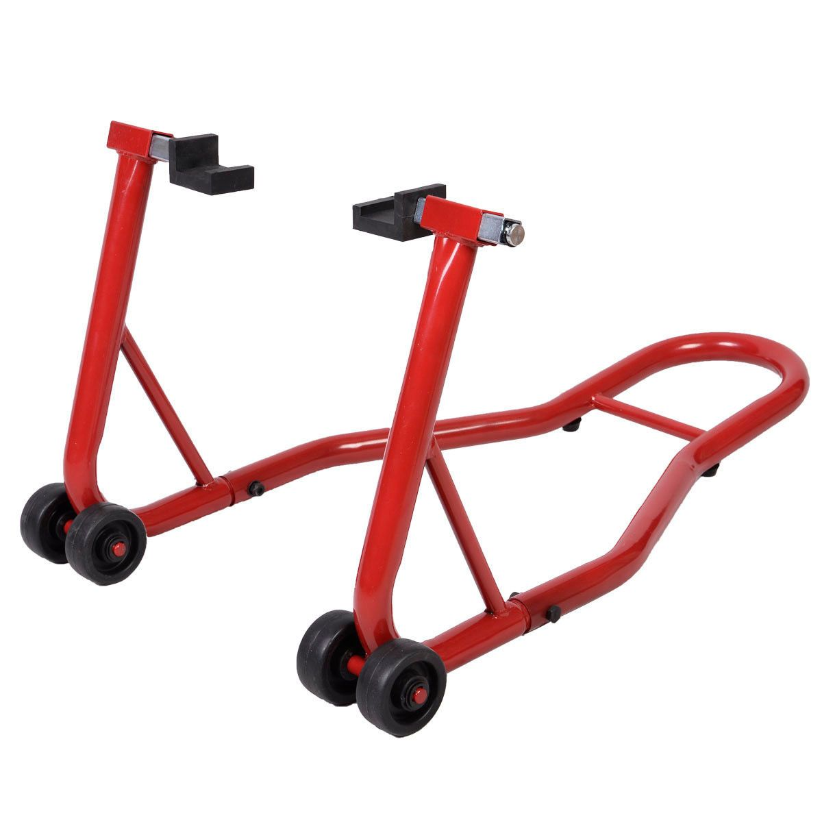 Motorcycle Bike Stand Rear Forklift Spoolift Paddock Swingarm Lift