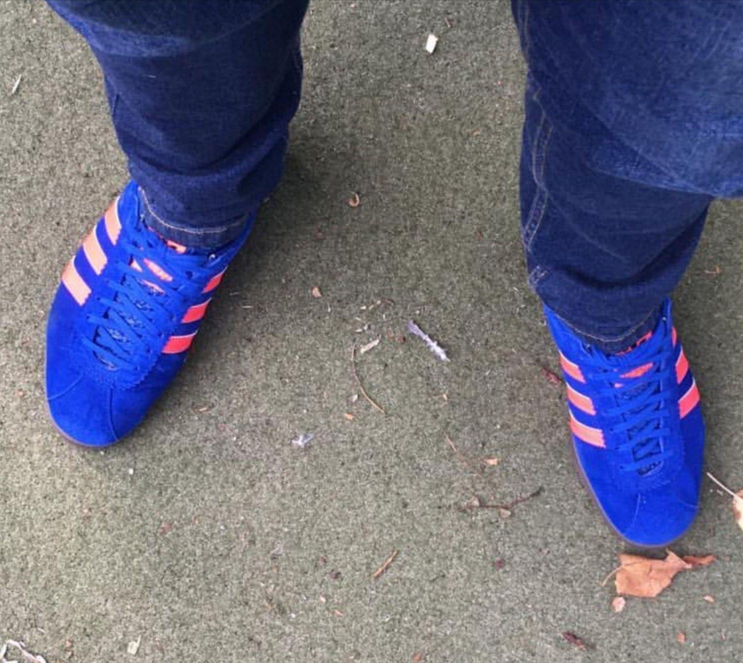 Dublin on feet on the street | Football casuals, Adidas og