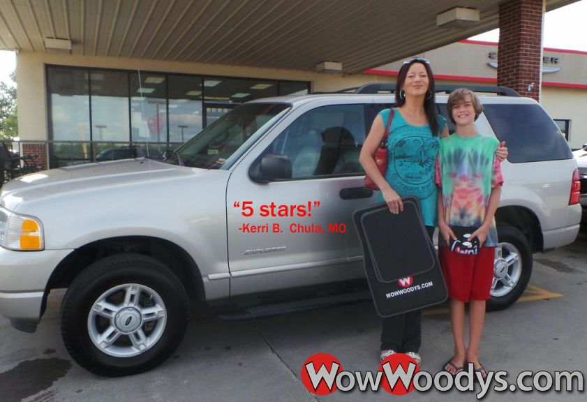 Kerri Brenner from Chula, Missouri purchased this 2005