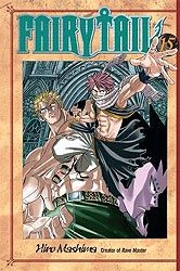 Fairy tail vol 15 GN