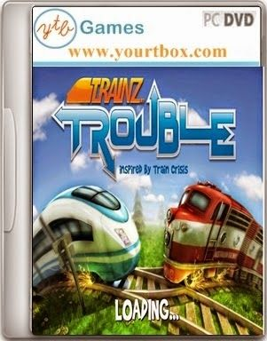 Trainz Trouble PC Game - FREE DOWNLOAD - Free Full Version