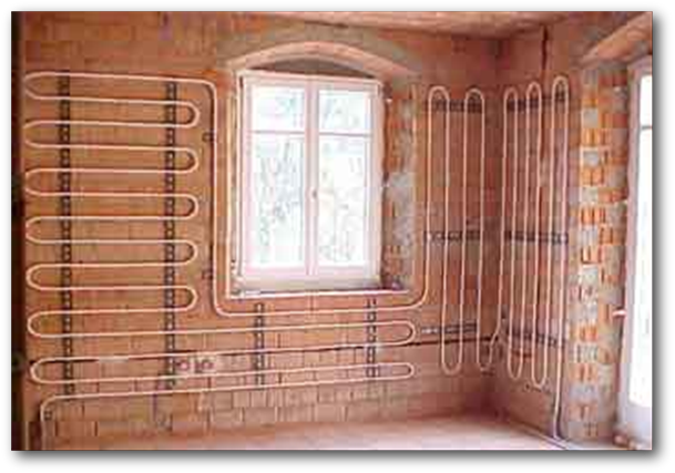 A Brief History Of Radiant Wall Heating