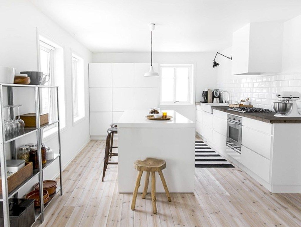Gorgeous Modern Scandinavian Kitchen Ideas Scandinavian kitchen