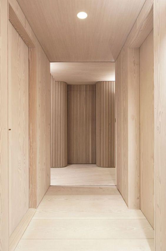 Boiserie contemporanee pi di 30 soluzioni per per for Idee architettura interni
