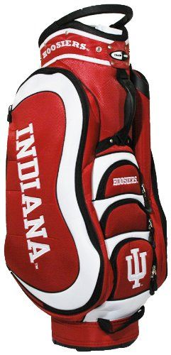 9fc066ddeef3 Indiana Hoosiers Golf Bag | NCAA Golf Bags | Golf bags, Golf gifts ...