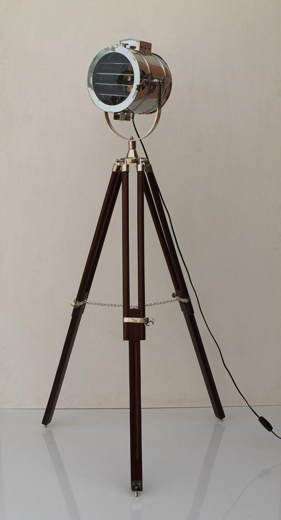 The Dezinez English Shutter Tripod Floor Lamp by TheDezinez | For ...