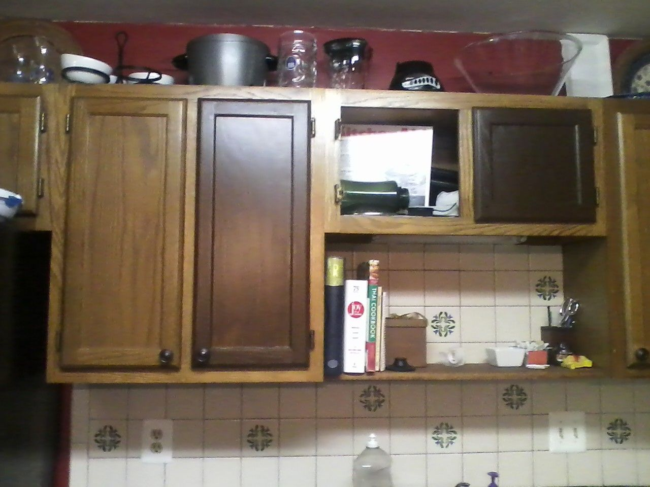 Wie Refinish Küchenschränke Ohne Strippen Dies ist die neueste ...