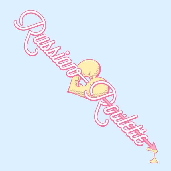 Cover New Single Russian Roulette