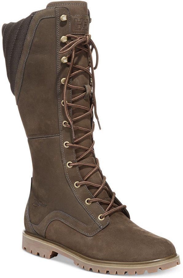 Espresso/Walnut Helly Hansen Solli Tall Boots