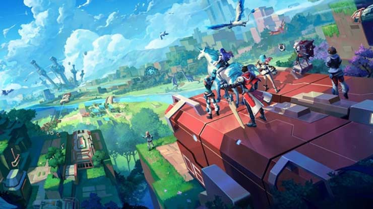 20 Game MMORPG Android Terbaik 2020 Online & Terbaru