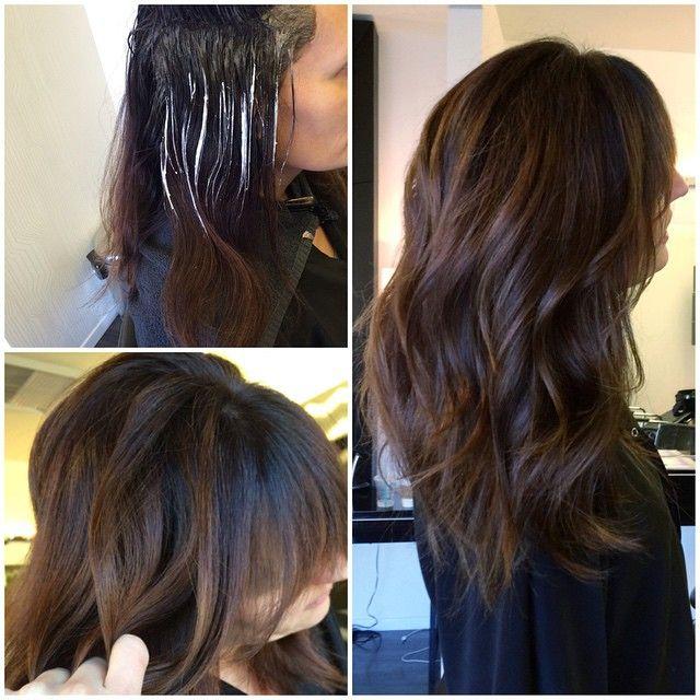 Formula 1 Hair Line 7nn 20vol Base 1 4 5n 3 4 6na 20 Vol 2 Balayage Goldwell Silk Lift 30vol With Serum Hair Color Formulas Loose Hairstyles Hair Color