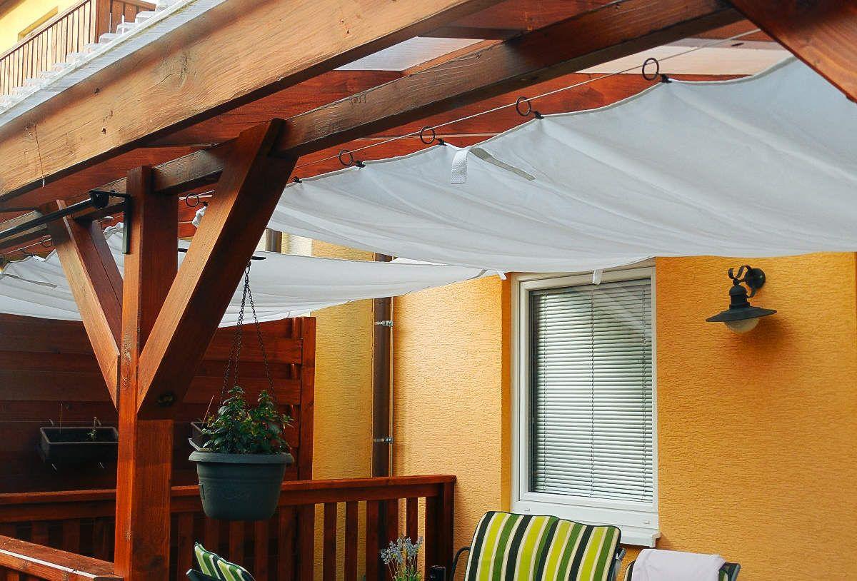 3 IKEA Hacks To Turn Your Backyard Into A Summer Oasis  Pergola