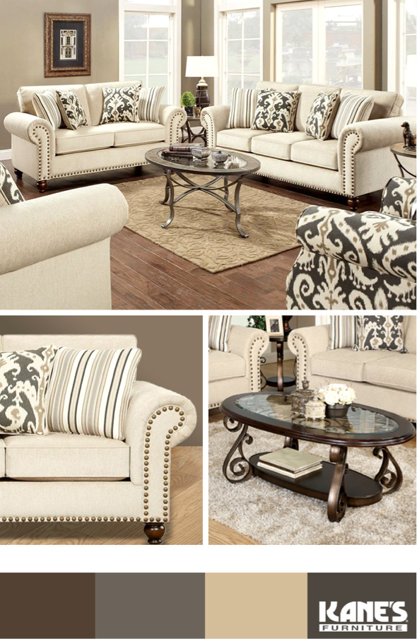 comfort class graceful beauty our casbah 3pc living room set has rh pinterest com
