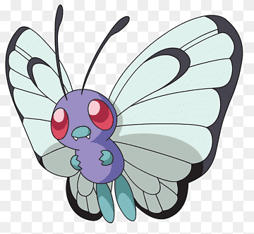 Pokemon Butterfly Pokemon X And Y Pokemon Firered And Leafgreen Pokemon Go Butterfree Pikachu Pokemon Go Brush Footed B Pokemon Real Pokemon Pokemon Firered