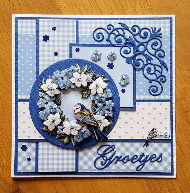 Zin in blauw - Amy Design