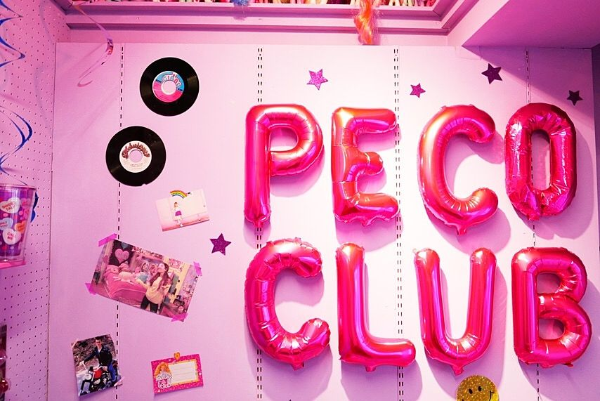 Peco club cecelia very love
