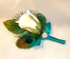 Image result for peacock wedding favours