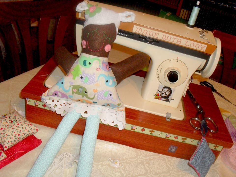 Craftvismo: Bonequeiras sem Fronteiras.