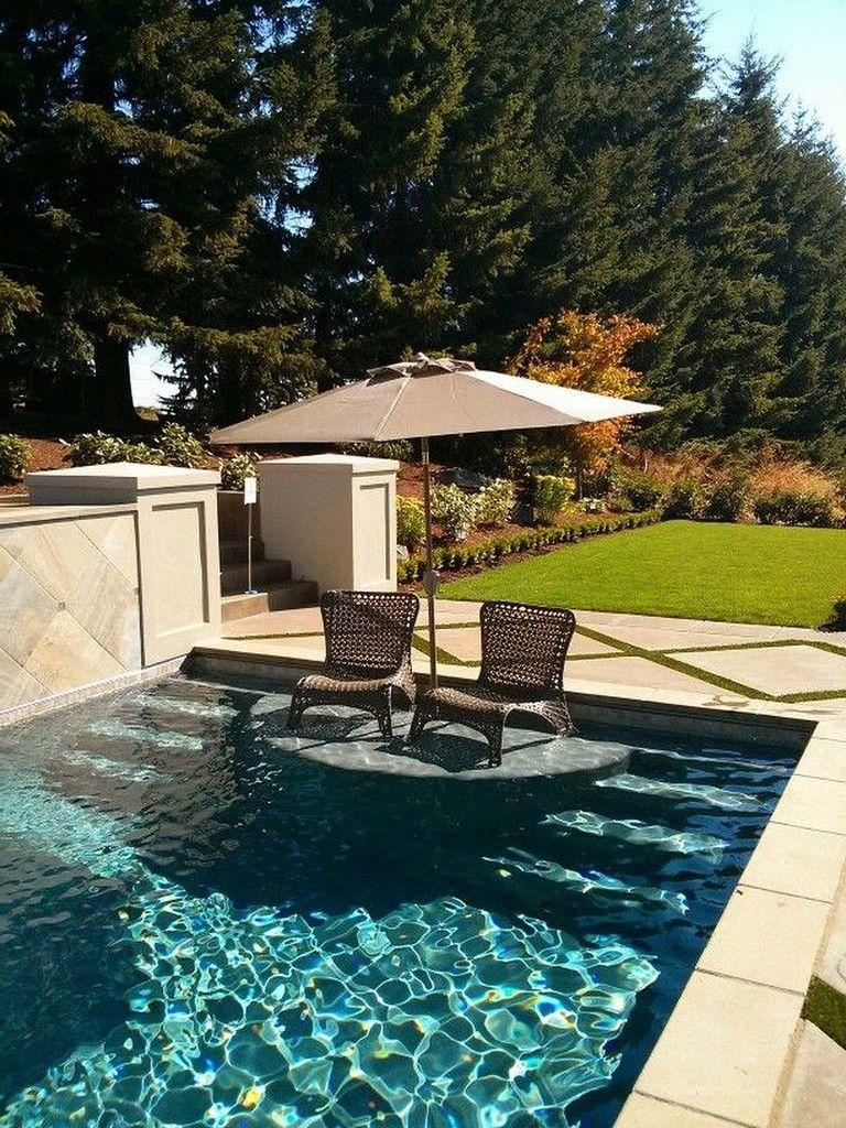 Luxury backyard pool designs Geometric Shaped 45 Luxury Backyard Swimming Pool Designs swimming swimmingpools swimmingpooldesign Pinterest 45 Luxury Backyard Swimming Pool Designs Swimming Pool Swimming