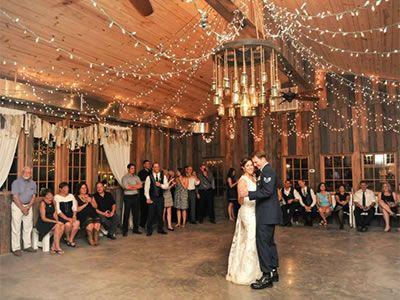 Barn At High Point Farms Flintstone Weddings North Georgia